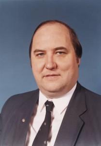 Dr. Patrick Boylan, President